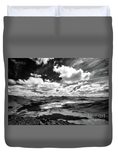 South Lipez Duvet Cover
