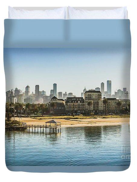 South Melbourne Duvet Cover