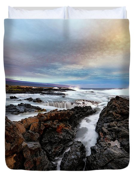 South Swell Duvet Cover