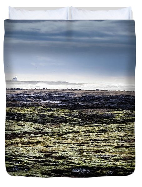 South West Iceland Duvet Cover