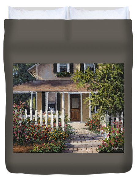 Southern Appeal Duvet Cover by Kyle Wood