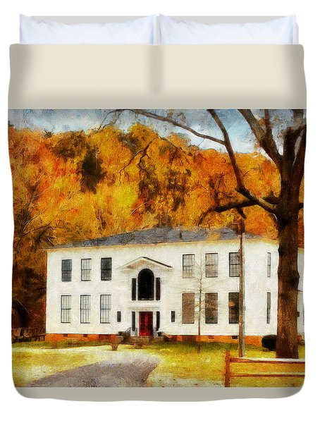 Southern Charn Duvet Cover