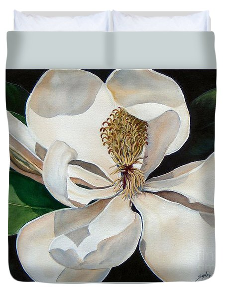 Southern Lady    Sold Duvet Cover