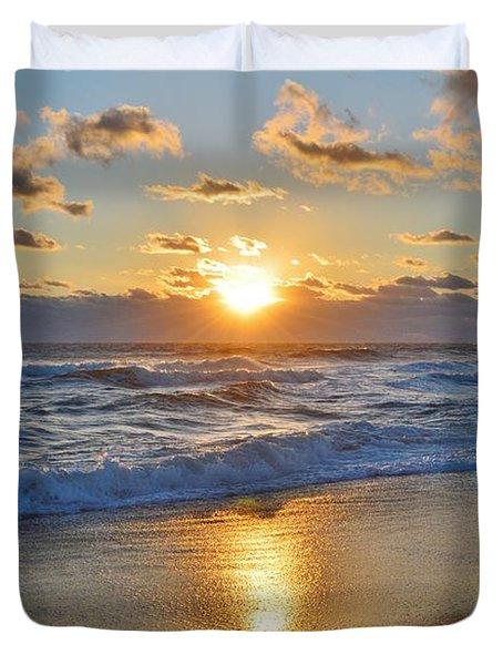 Southern Shores 10/18/15 Duvet Cover