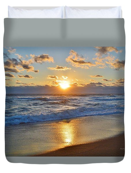 Southern Shores 10/18/15 Duvet Cover