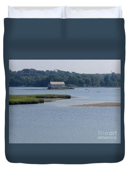 Southport View Duvet Cover