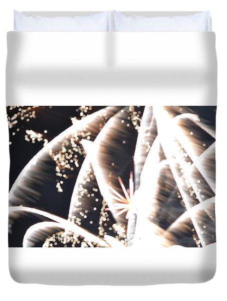 Duvet Cover featuring the photograph Sovereignty Display I by Carolina Liechtenstein