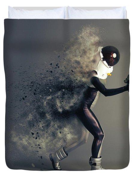 Space Cadet Duvet Cover