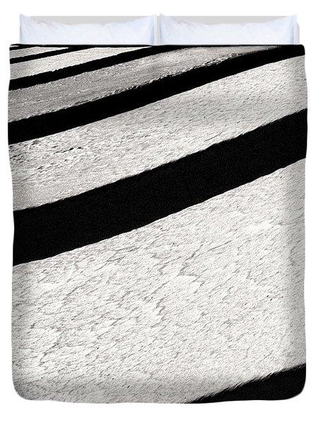 Space Geometry #16 Duvet Cover