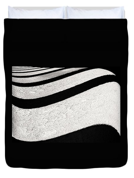 Space Geometry #16 Duvet Cover