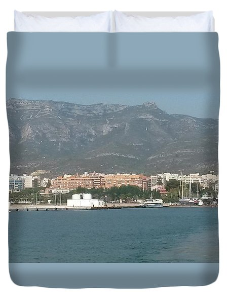 Spain Duvet Cover by Staceytj Steylaerts
