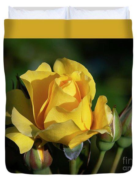 Sparkle N Shine Rose 6 Duvet Cover