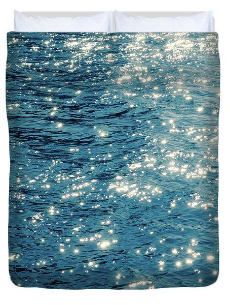 Sparkles Duvet Cover