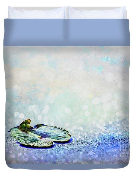 Sparkling Duvet Cover by Aimelle