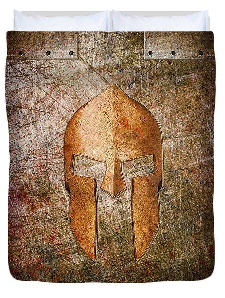 Sparta Duvet Cover