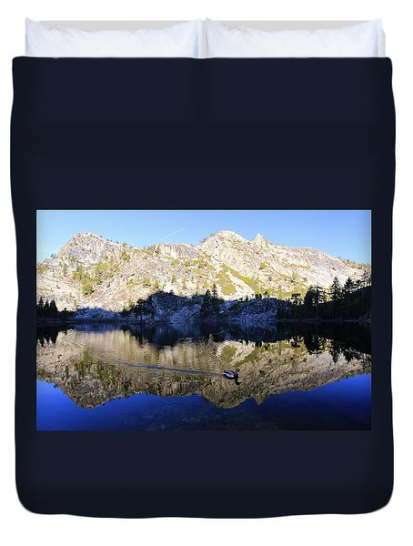 Duvet Cover featuring the photograph Speak Up For All Wildlife  by Sean Sarsfield