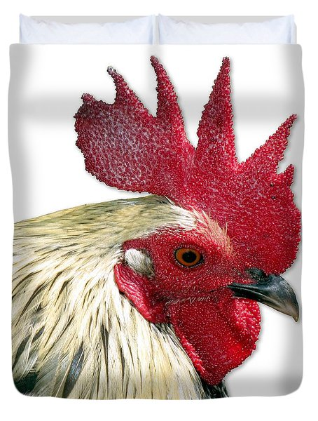 Special Edition Key West Rooster Duvet Cover
