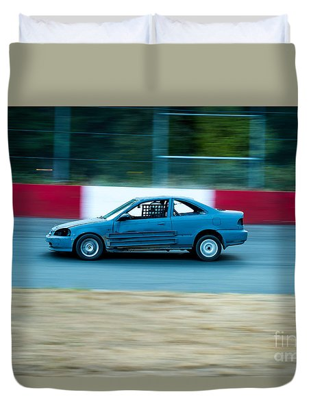 Speeding Up Duvet Cover