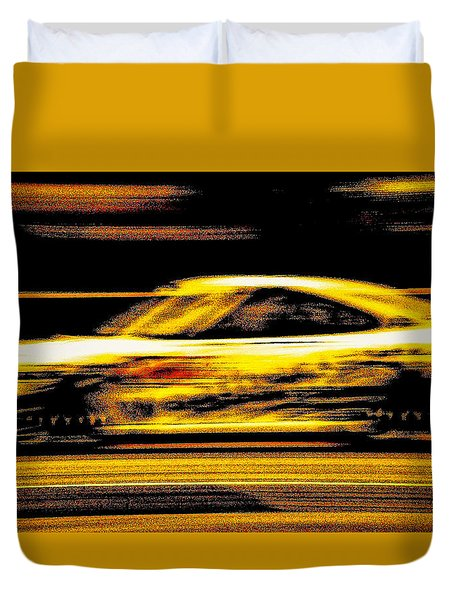 Speedmerchant Duvet Cover