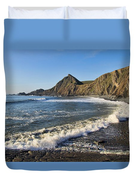 Spekes Mill Beach Duvet Cover