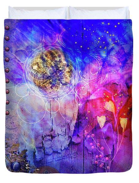 Spellbound Duvet Cover