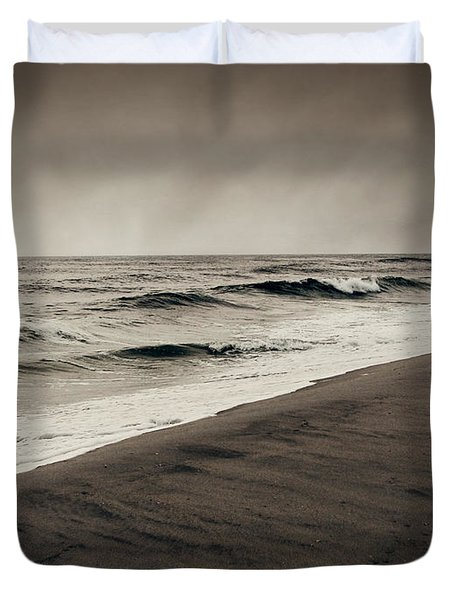 Spending My Days Escaping Memories Duvet Cover by Dana DiPasquale