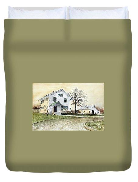 Sperry Homestead Duvet Cover