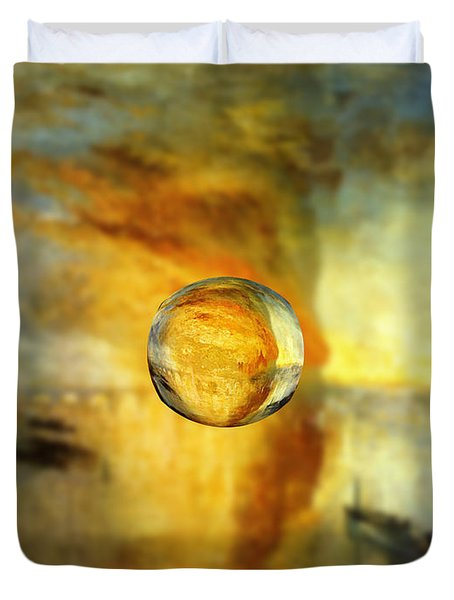 Sphere 26 Turner Duvet Cover