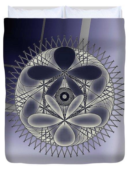 Sphere Duvet Cover