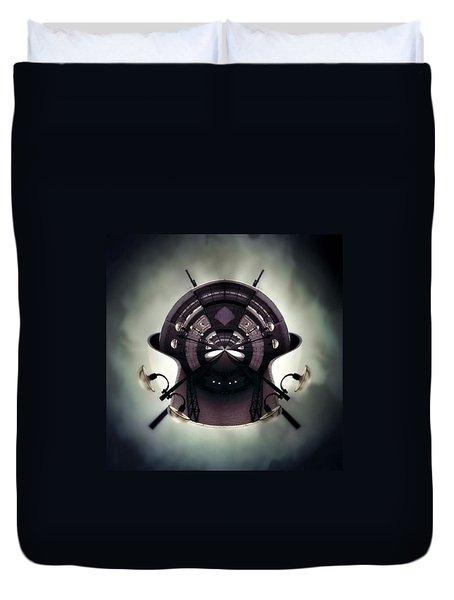 Spherical Duvet Cover by Jorge Ferreira