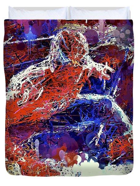 Spiderman  Duvet Cover