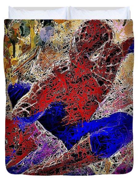 Spiderman 2 Duvet Cover