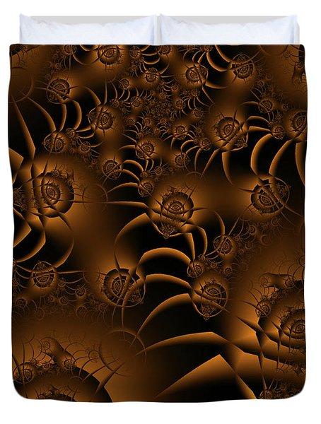 Spiders Duvet Cover