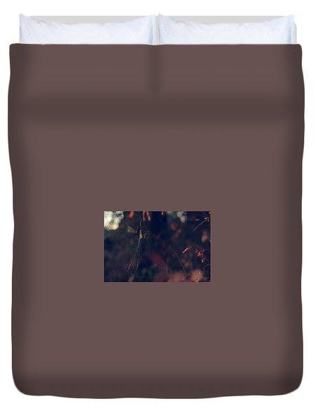 Weaver Duvet Cover