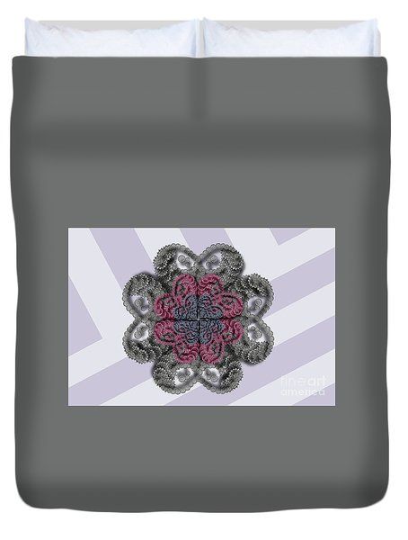 Spin It Duvet Cover