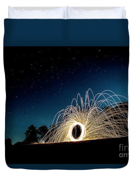 Spinning Wool Duvet Cover