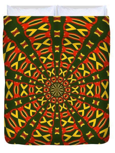 Spiral 50 Duvet Cover