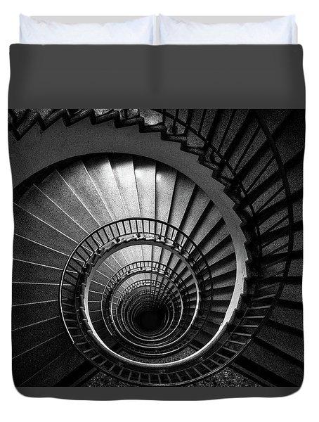 Spiral Staircase Duvet Cover