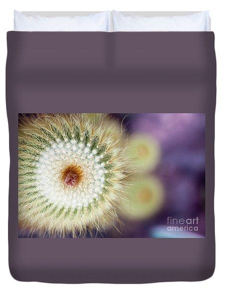 Spiraling  Duvet Cover