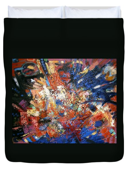 Spirit Duvet Cover by Gary Coleman