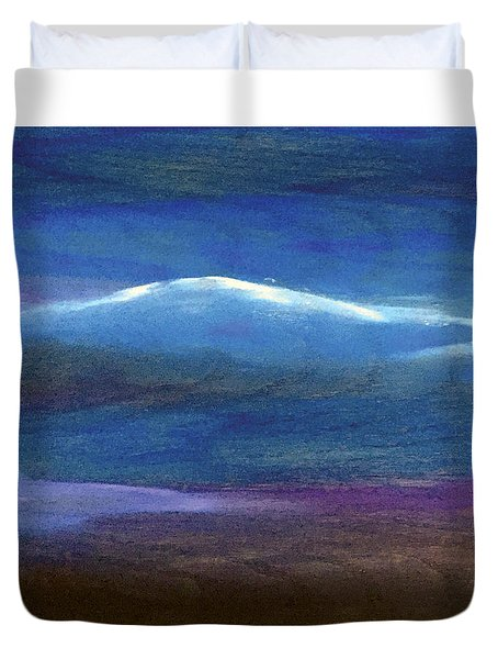 Spirit In The Sky Duvet Cover