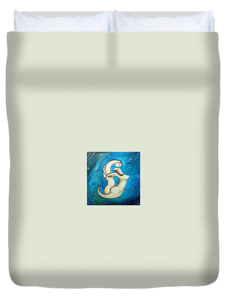 Spirit Lovers Duvet Cover