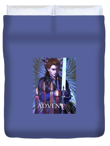 Spirit Of Advent Duvet Cover