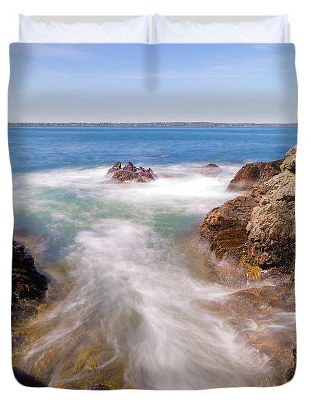 Spirit Of The Atlantic Duvet Cover