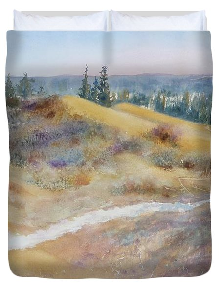 Spirit Sands Duvet Cover