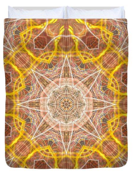 Spirit Duvet Cover by Thomas  MacPherson Jr