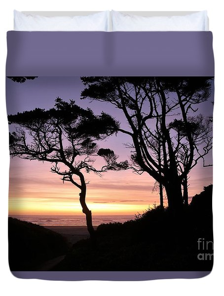 Spirits Duvet Cover