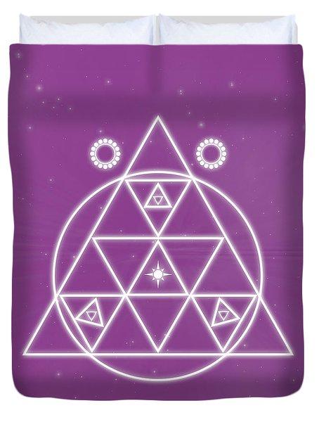 Spiritual Awakening Duvet Cover