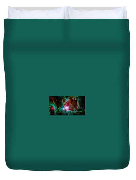 Spitzer's Orion Duvet Cover