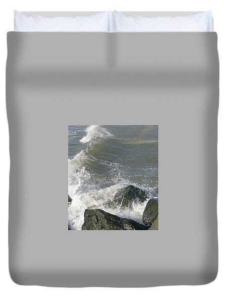 Splash Duvet Cover